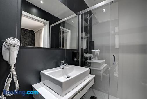 Hotel Pilar Plaza - Zaragoza - Phòng tắm