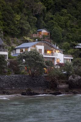 Edgewater Lodge - Wellington - Näkymät ulkona