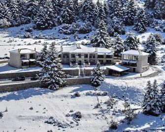 Aesko Resort - Vytina - Gebäude