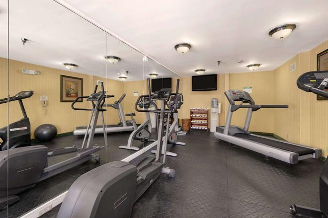 基因斯維爾貝蒙特套房酒店 - 蓋斯維爾 - 蓋恩斯維爾(佛羅里達州) - 健身房