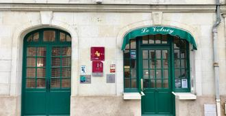 Citotel Le Volney - Saumur - Edifício