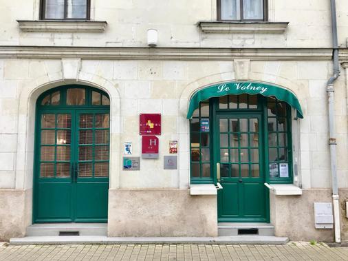 Citotel Le Volney - Saumur - Rakennus