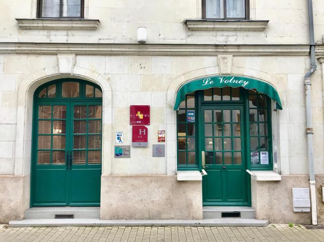 Citotel Le Volney - Saumur - Building