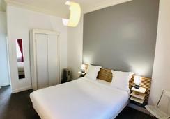 Citotel Le Volney - Saumur - Bedroom