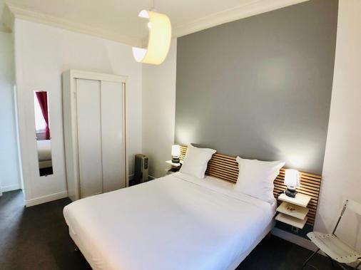 Citotel Le Volney - Saumur - Makuuhuone