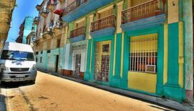 Los Balcones de Aguiar - Havana - Udsigt