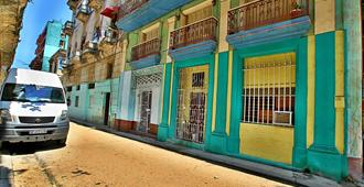 Los Balcones de Aguiar - Havana - נוף חיצוני