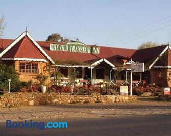 Old Transvaal Inn Accommodation - Dullstroom - Gebäude