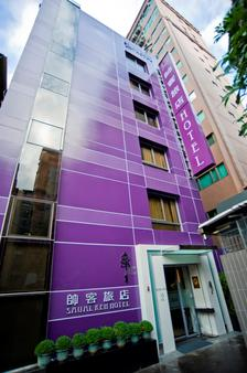 Saual Keh Hotel - Taipei - Building