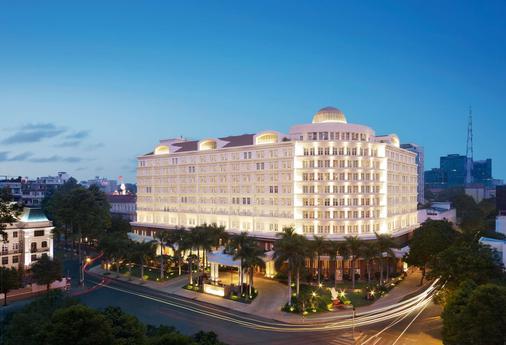 西貢君悅酒店 - 胡志明市 - 胡志明市 - 建築