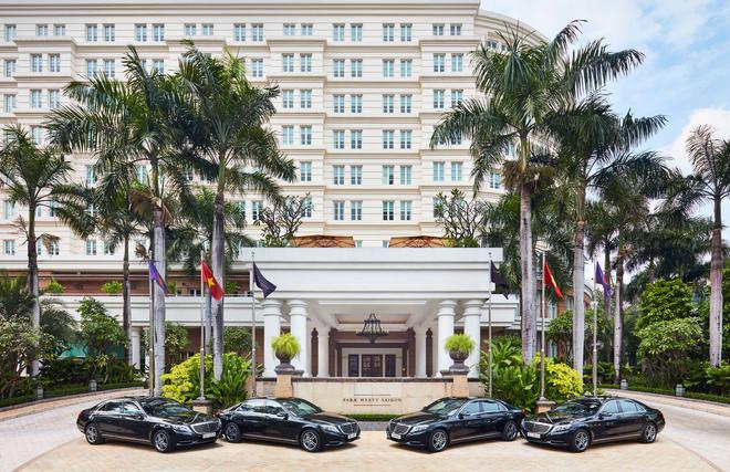 Park Hyatt Saigon - Ho Chi Minhin kaupunki - Rakennus