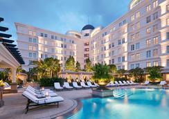西貢君悅酒店 - 胡志明市 - 胡志明市 - 游泳池