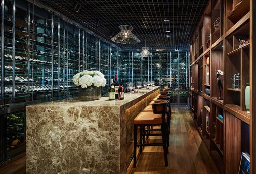 西貢君悅酒店 - 胡志明市 - 胡志明市 - 酒吧