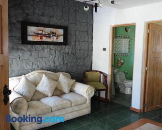 Cabañas Aires del Bosque - Concon - Living room