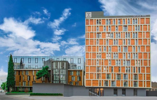伊維利亞旅館飯店 - 第比利斯 - 建築