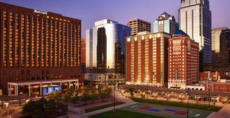 Kansas City Marriott Downtown - קנזס סיטי - בניין