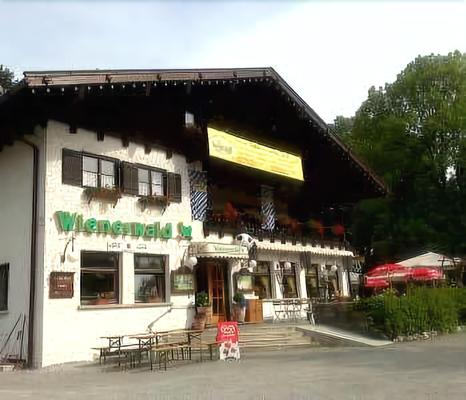 Gasthof Petra - Oberstdorf - Rakennus