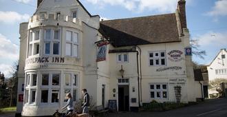 Woolpack Inn - Canterbury - Edificio