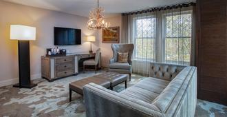 Grand Bohemian Hotel Asheville Autograph Collection - Asheville - Living room