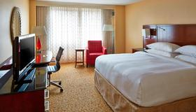 Chattanooga Marriott Downtown - Chattanooga - Slaapkamer