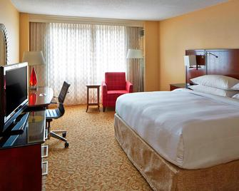 Chattanooga Marriott Downtown - Chattanooga - Schlafzimmer