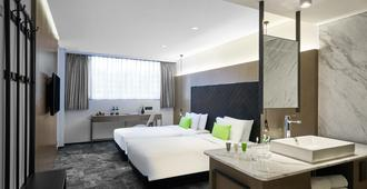Hotel Ease Tsuen Wan - Hong Kong - Bedroom