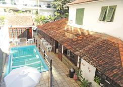 Trips Hostel - Cabo Frío - Piscina