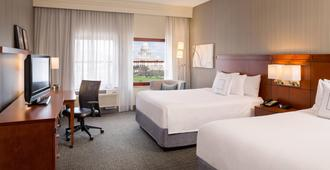Courtyard by Marriott Providence Downtown - Providence - Quarto