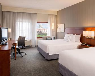 Courtyard by Marriott Providence Downtown - Providence - Bedroom