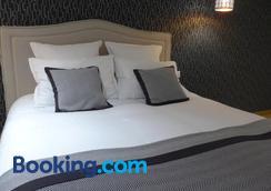Maison de Luciné - Combourg - Bedroom