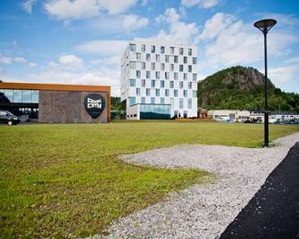 Scandic Rock City - Namsos - Building
