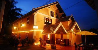 Merry Riverside Hotel - Luang Prabang - Toà nhà