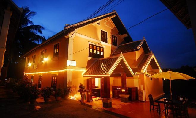 Merry Riverside Hotel - Луанг Прабанг - Здание