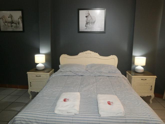 Strenua Santa Maria Suites - Trujillo - Bedroom