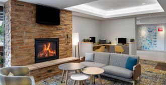 TownePlace Suites by Marriott Denver Airport at Gateway Park - Denver - Wohnzimmer