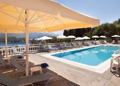 Odysseus Hotel - Палеокастрица - Бассейн