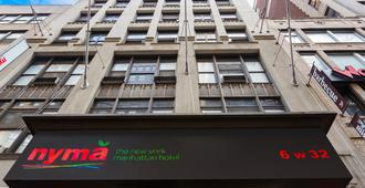 Nyma The New York Manhattan Hotel - Νέα Υόρκη - Κτίριο