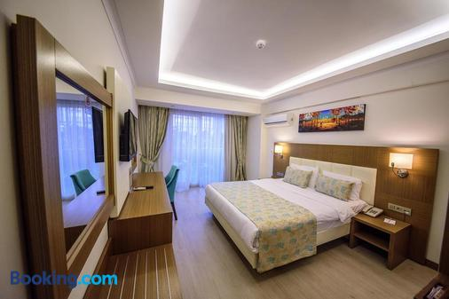 Yeniceri City Hotel - Μάκρη - Κρεβατοκάμαρα