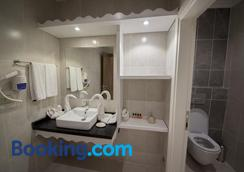 Yeniceri City Hotel - Μάκρη - Μπάνιο