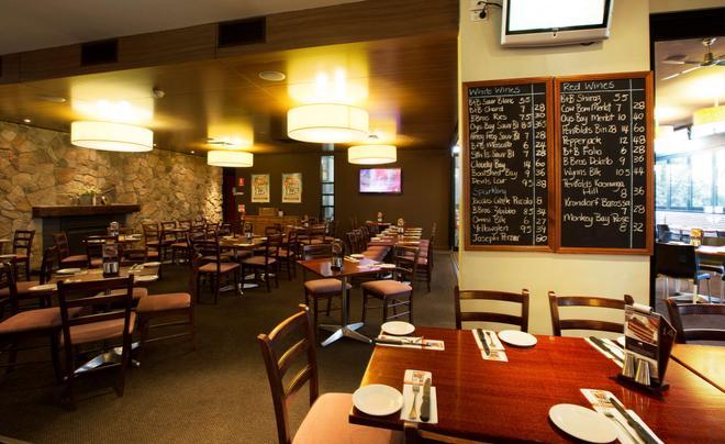 Nightcap at Federal Hotel Toowoomba - Toowoomba - Restaurant