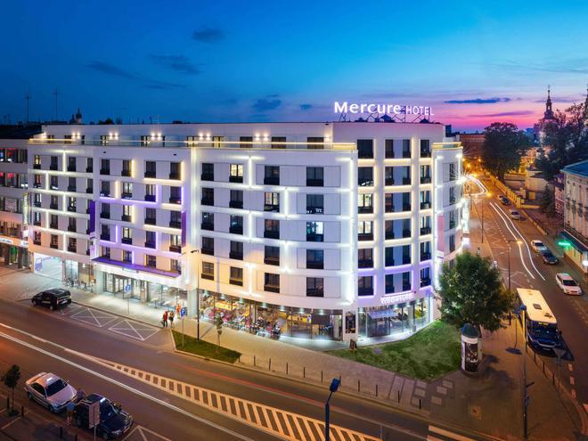 Hotel Mercure Krakow Stare Miasto (Old Town) - Krakova - Rakennus