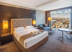 ザ ビルトモア ホテル トビリシ - トビリシ - 寝室