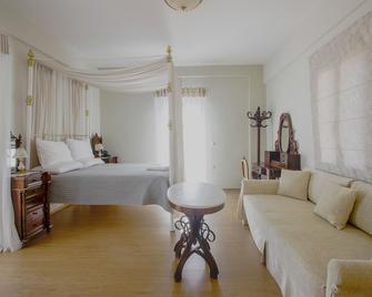 Emilia Luxury Apartments - Megas Gialos - Bedroom