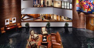Fogelman Executive Center - Memphis - Lobby