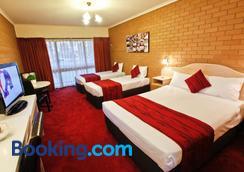 River City Motel - Mildura - Bedroom