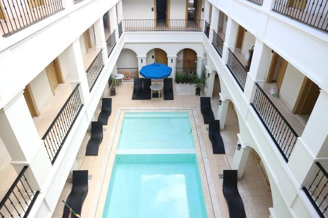 長灘島沙灘酒店 - 長灘島 - 長灘島 - 游泳池