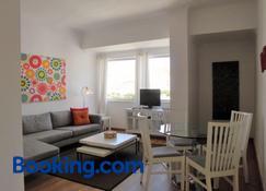 Apartamentos Bruja - Santa Cruz de Tenerife - Living room
