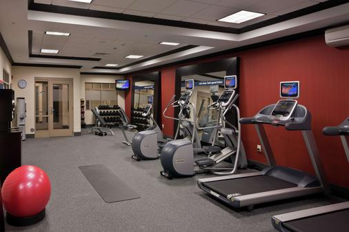 Hampton Inn & Suites Saginaw - Saginaw - Gym