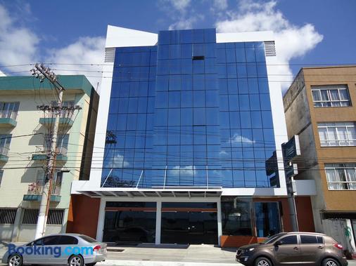 Hotel Minuano - Vitória - Building