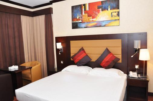 Strand Hotel - Abou Dhabi - Chambre